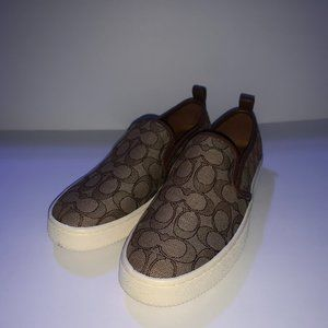 Coach Chrissy Slip On Sneakers